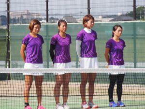 女子リーグ第4戦